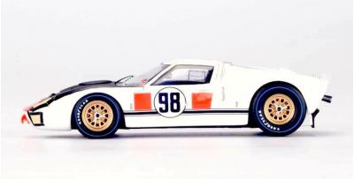 Spark Model 43DA66 Ford GT40 MkII #98 'Ken Miles - Lloyd Ruby' winner 24 hrs. Daytona 1966