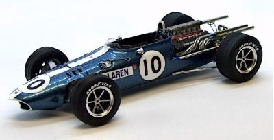 Marsh Models LE38 Eagle Weslake #10'Bruce McLaren' British GP at Silverstone 1967