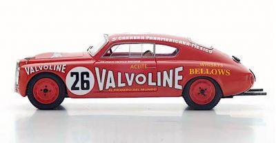 Spark Model S2442 Aurelia B20 #26 'Umberto Maglioli - Franco Bornigia' 4th pl Carrera Panamericana 1952