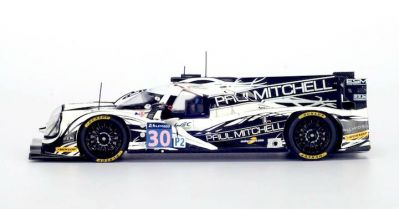 Spark Model S5114 Ligier JS P2 - Nissan #30 'Scott Sharp - Ed Brown - Johannes van Overbeek' LMP2 16th pl Le Mans 2016