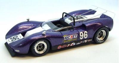 Marsh Models MM292B96 McLaren M1B #62 'Lothar Motschenbacher' 9th pl Can-Am Riverside 1966