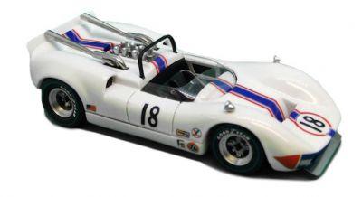 Marsh Models MM293B18 McLaren M1B #18 'Brett Lunger' 9th pl Nassau Trophy Race 1966