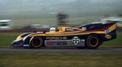 Marsh Models MM088/66 Porsche 917/30 Sunoco 'Brian Redman' #66 2nd pl. Can-Am Challenge Cup Mid-Ohio 1974