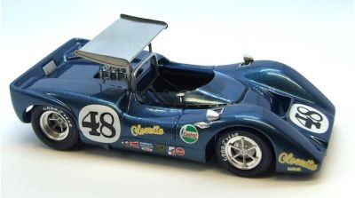 Marsh Models MM291 McLeagle #48 'Dan Gurney' Cam-Am Laguna Seca 1968 Practice