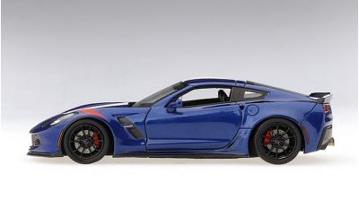 TSM-Model TSM430230 Chevrolet Corvette Grand Sport (Admiral Blue)