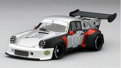 TSM Models TSM164324 Porsche 911 Carrera RSR Turbo #00 Interscope Racing 'Danny Ongais - George Follmer - Ted Field' 24 hrs of Daytona 1977