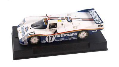 Slot.It SICW20 Porsche 962C Rothmans #17 'Al Holbert - Derek Bell - Hans Stuck' winner Le Mans 1987