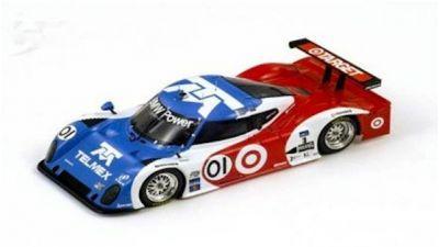 Spark Model 43DA11 Riley MK XX #01 'Scott Pruett - Memo Rojas - Graham Rahal - Joey Hand' winner 24 hrs of Daytona 2011