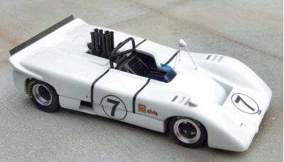 Marsh Models MM285B11 McLaren M12 #11 'John Surtees' 3rd pl Can-Am Mosport 1969