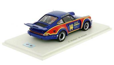 Spark Model 43SE76 Porsche 911 Carrera RSR #14 'Al Holbert - Michael Keyser' winner 12 hrs of Sebring 1976