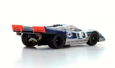 Spark Model 43SE71 Porsche 917K #3 Martini 'Vic Elford - Gerard Larrousse' winner 12 hrs of Sebring 1971