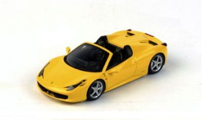 Fujimi Resin Collection FJM124321 Ferrari 458 Spider 2012