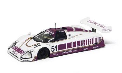 Slot.It SICA07d Jaguar JXR6 Silk Cut #51 'Derek Warwick - Eddie Cheever' winner 1000km Silverstone 1986