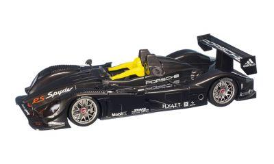 Minichamps WAP02160618 Porsche RS Spyder Carbon Fiber Black 2007 Presentation