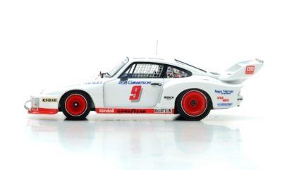 Spark Model 43SE78 Porsche 935 #9 Reeves- Birdsong / Style Auto 'Brian Redman - Charles Mendez - Bob Garretson' winner 12 hrs of Sebring 1978