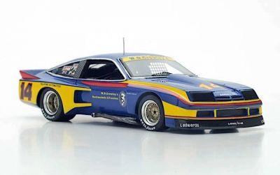 Spark Model S0860 Chevrolet Monza #14 'Al Holbert' IMSA Champion 1976