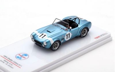 TSM-Models TSM430348 Shelby Cobra #11 'Dan Gurney - Bob Johnson' 12 hrs of Sebring 1964