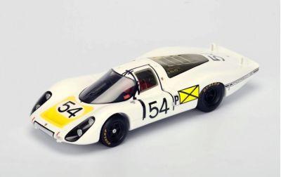 Spark Model 18DA68 Porsche 907 LH #54 'Vic Elford - Jochen Neerpasch - Rolf Stommelen - Jo Siffert - Hans Herrmann' 1st pl 24 hrs of Daytona 1968