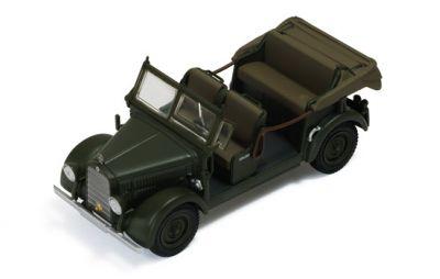 IXO Models MUS034 Mercedes-Benz 200V G5 (W152) 1938 Gebirgstruppen-Ausführung