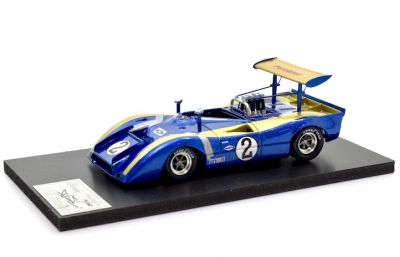 Marsh Models MM290 Alan Mann Ford Open Sport #2 'Jack Brabham' 3rd pl Texas International Speedway Can-Am 1969