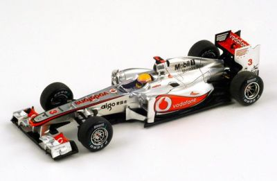 """Spark Model S3022 McLaren MP4-26 #3 """"Hamilton"""" winner Chinese GP 2011"""