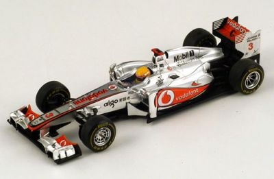Spark Model S3030 McLaren MP4-26 #3 'Lewis Hamilton' winner German Grand Prix 2011