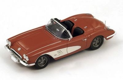 Spark Model S2970 Chevrolet Corvette Convertible 1960
