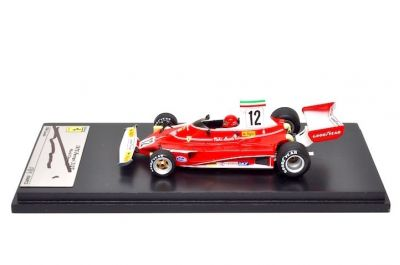 Fujimi Resin Collection FJM1243023 Ferrari 312T #12 'Niki Lauda' F1 World Champion 1975