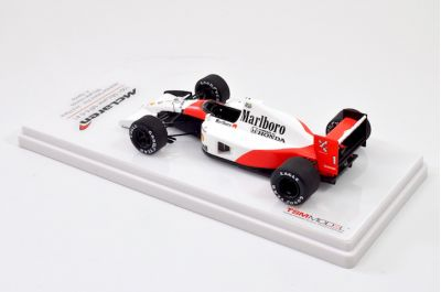 TSM-Models TSM144334 McLaren MP4/6 #1 'Ayrton Senna' 2nd pl Japanese Grand Prix & F1 World Champion 1991