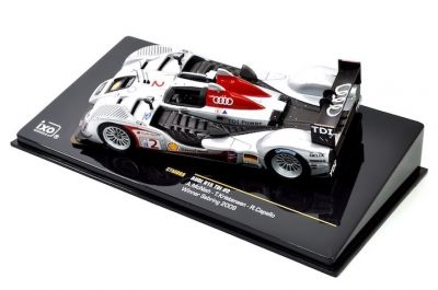 IXO Models GTM088 Audi R15 TDI #2 'Allan McNish - Tom Kristensen - Rinaldo Capello' winner 12 hrs of Sebring 2009