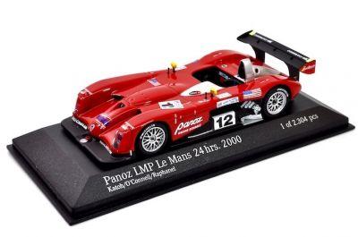Action - Minichamps AC4008812 Panoz LMP Spyder #12 'Johnny O'Connell - Hiroki Katoh - Pierre-Henri Raphanel' 5th pl Le Mans 2000