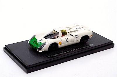 Ebbro 738 Porsche 908 Short tail #2 'Vic Elford - Jo Siffert' winner Nurburgring 1968