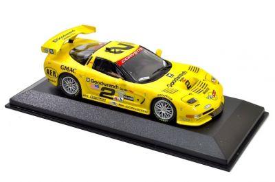 Action - Minichamps AC4011402 Chevrolet Corvette C5R #2 'Ron Fellows - Chris Kneifel - Franck Freon - Johnny O'Connell' winner 24 hrs of Daytona 2001