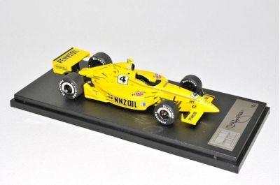 "Formula Models FM22-B4 Pennzoil Dallara Oldsmobile IR-01 Flag ""Sam Hornish"" Series Champion 2001"