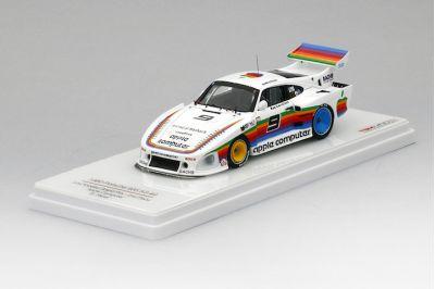 TSM Models TSM164319 Porsche 935 K3 #9 Apple Computer 'Bobby Rahal - Bob Garretson' 2nd pl IMSA Los Angeles Times / Toyota Grand Prix of Endurance 1980