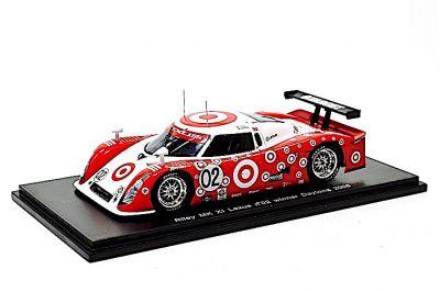 Spark Model 43DA06 Riley Mk11 #02 'Scott Dixon - Dan Wheldon - Casey Mears' winner 24 hrs of Daytona 2006