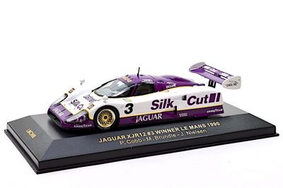 IXO Models LMC008 Jaguar XJR12 #3 'Price Cobb - Martin Brundle - John Nielsen' winner Le Mans 1990