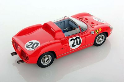 Looksmart LSLM050 Ferrari 275 P #20 'Jean Guichet - Nino Vaccarella' winner Le Mans 1964