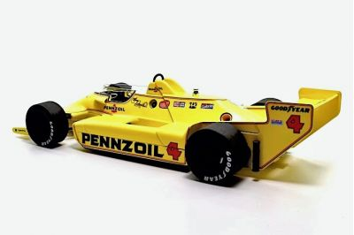 Replicarz R18006 Chaparral 2K #4 Pennzoil 'Johnny Rutherford' Winner Indy 500 1980