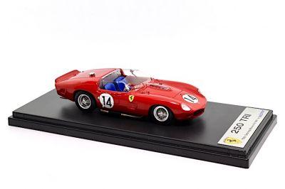 LookSmart LSLM047 Ferrari 250 TRI/61 #14 'Olivier Gendebien - Phil Hill' winner 12 hrs of Sebring 1961
