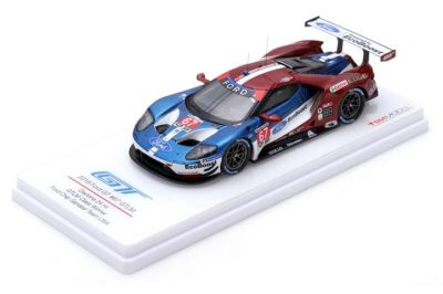 TSM-Models TSM430404 Ford GT #67 Ford Chip Ganassi Team USA 'Richard Westbrook - Ryan Briscoe - Scott Dixon' winner GTLM cl, 11th pl oa 24 hrs of Daytona 2018