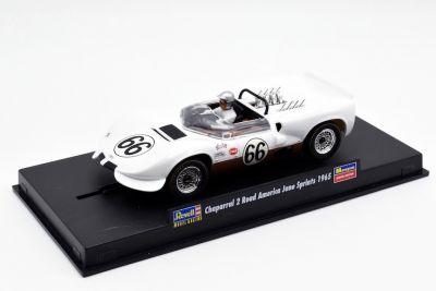 Monogram 85-4883 Chaparral 2 #66 'Jim Hall' 1st pl' Road America Sprints 1965