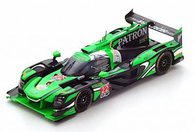 Spark Model 43SE18 Onroak Nissan DPi #22 Tequila Patron / ESM (Extreme Speed Motorsports) 'Johannes van Overbeek - Pipo Derani - Nicolas Lapierre' winner 12 hrs of Sebring 2018