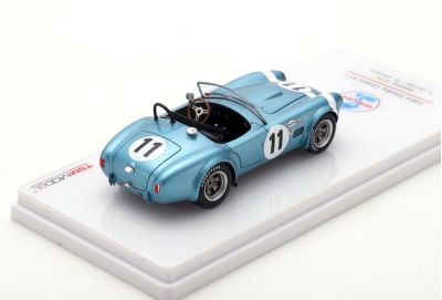 TSM-Models TSM430348 Shelby Cobra #11 'Dan Gurney - Bob Johnson' 12 hrs of Sebring 1964