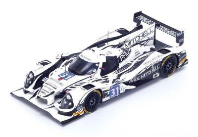Spark Model S5115 Ligier JS P2 - Nissan #31 'Ryan Dalziel - Luis Felipe Derani - Chris Cumming' LMP2 Le Mans 2016