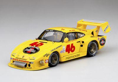 TSM Models TSM430198 Porsche 935 K3 #46 'Jeff Wood - Bob Garretson - Bob Garretson' 3rd pl 24hrs of Daytona 1982