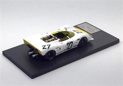 Marsh Models MM274B27 Porsche 908/2 #27 'Ahrens - Buzetta - Stommelen' 3rd pl 12 hrs of Sebring 1969
