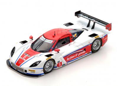 Spark Model 43DA14 Chevrolet Corvette DP Action Express Racing #5 'Joao Barbosa - Christian Fittipaldi - Burt Frisselle - Sébastien Bourdais' winner 24 hrs of Daytona 2014