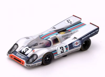 Spark Model 43SE71 Porsche 917K #3 Martini 'Vic Elford - Gerard Larrousse' 1st pl 12 hrs of Sebring 1971