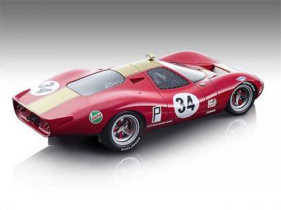 Tecnomodel TM18-88B Ford P68 #34 'Bruce McLaren - Denny Hulme' Brands Hatch 1968